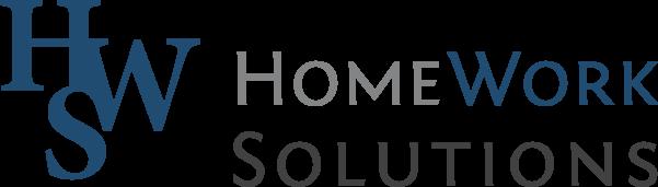 HomeWork Solutions Logo